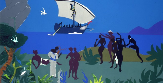Last Chance to See Romare Bearden's Black Odyssey