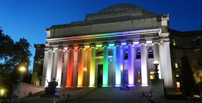 Columbia Stands with Orlando and the LGBTQ Community