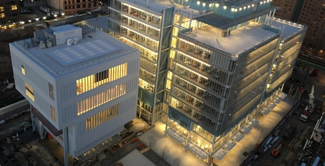 Columbia's New Manhattanville Campus Comes to Life