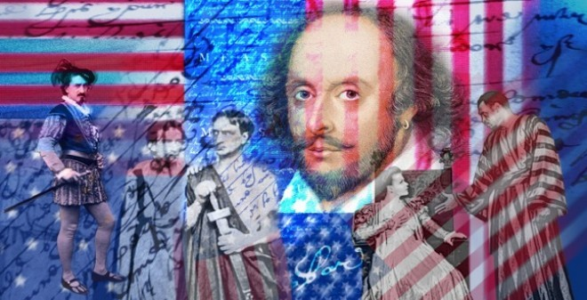 Prof. James Shapiro on Shakespeare in America