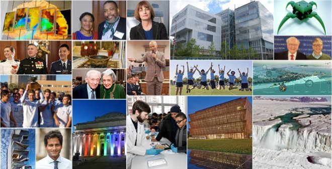 Year in Review: Highlights of 2016-2017