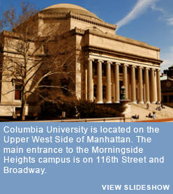 Morningside Heights Campus - Slideshow